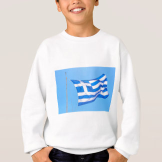 Sudadera Bandera griega en Atenas