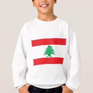 Sudadera Bandera libanesa - bandera del علملبنان de Líbano
