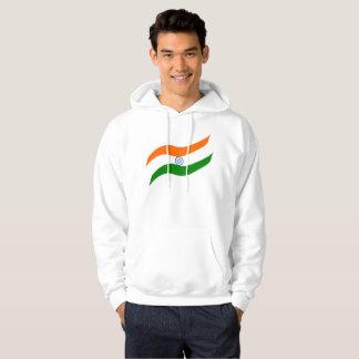 Sudadera Bandera ondulada india