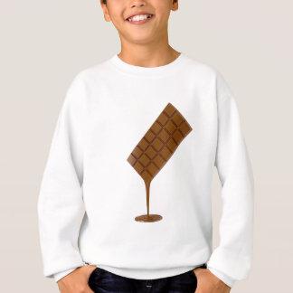 Sudadera Barra de chocolate derretida