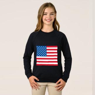 Sudadera Barras y estrellas de la bandera de los E.E.U.U.