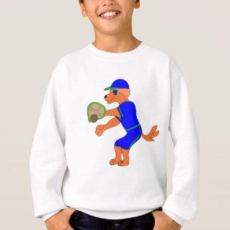 Sudadera Béisbol feliz por los Happy Juul Company