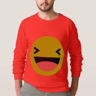 Sudadera Bloughing/camiseta de American Apparel de los