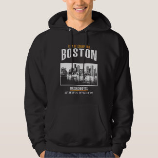 Sudadera Boston