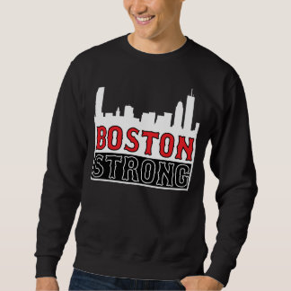 Sudadera Boston fuerte
