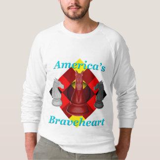 Sudadera Braveheart de América