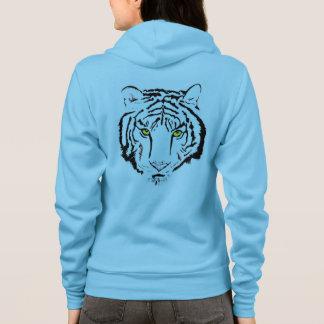 Sudadera cabeza de los tigres