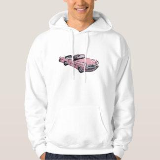Sudadera Cadillac rosado