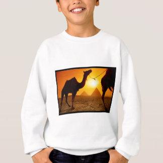 Sudadera camello