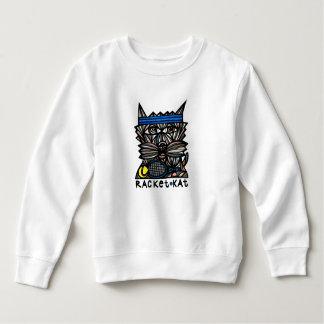 """Sudadera """"Camiseta del niño del Kat de la estafa"""""""