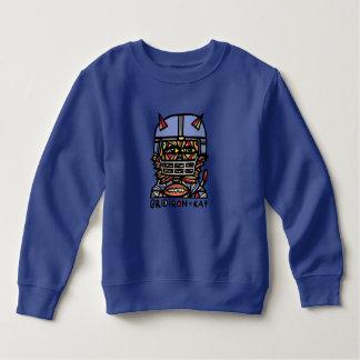 """Sudadera """"Camiseta del niño del Kat del GridIron"""""""