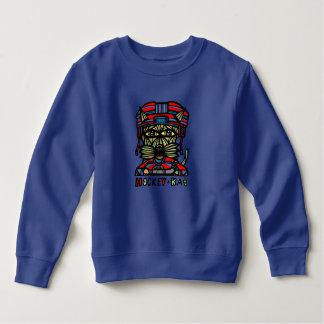 """Sudadera """"Camiseta del niño del Kat del hockey"""""""
