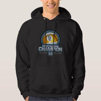 Sudadera Campeones de la división de la bola de APA 9