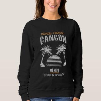Sudadera Cancún