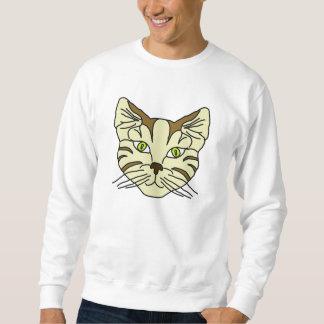 Sudadera Cara del gato