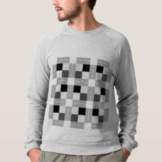 Sudadera Carta/camiseta del raglán de American Apparel de