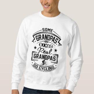 Sudadera Ciclo real Go de los abuelos