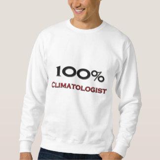 Sudadera Climatologist del 100 por ciento