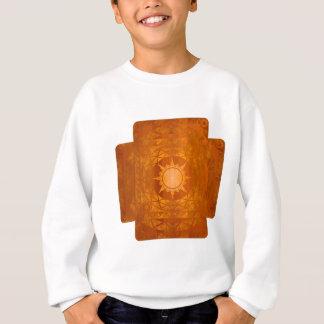 Sudadera Cobre de la Atlántida de los artes en la madera