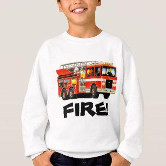 Sudadera Coche de bomberos