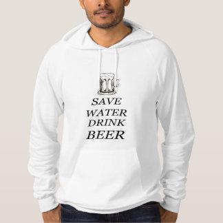 Sudadera Comida de la bebida de la cerveza