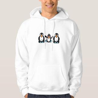 Sudadera Compinches adorables del pingüino