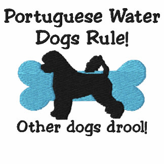 Sudadera con capucha bordada regla portuguesa de l