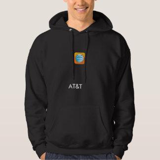 Sudadera con capucha de AT&T