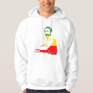 Sudadera con capucha de Haile Selassie