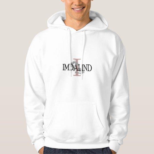 Sudadera con capucha de Imdalind para los hombres