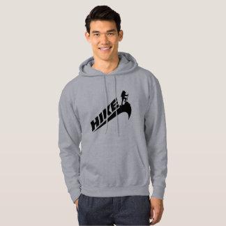 Sudadera con capucha de la camiseta de los hombres