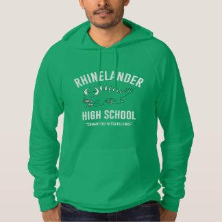Sudadera con capucha de la High School secundaria