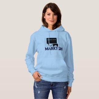 Sudadera con capucha de las mujeres de MarkTGH