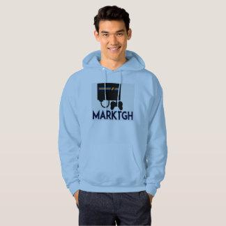 Sudadera con capucha de los hombres de MarkTGH