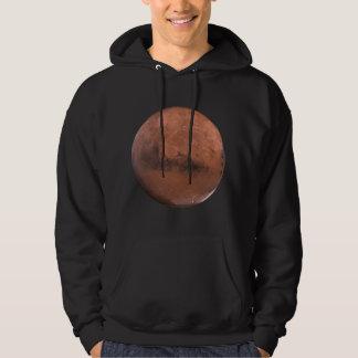 Sudadera con capucha de Marte