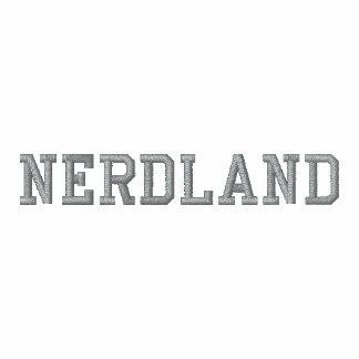 Sudadera con capucha de NerdLand