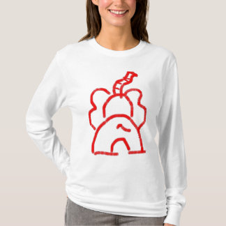 Sudadera con capucha del amor del elefante