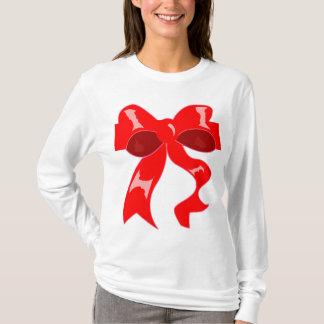 Sudadera con capucha del arco del navidad