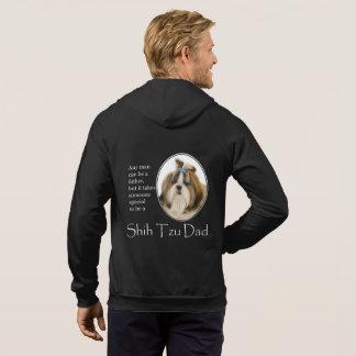 Sudadera con capucha del papá de Shih Tzu