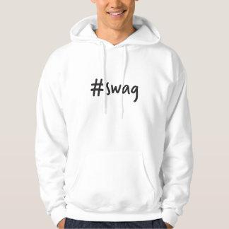 sudadera con capucha del #swag