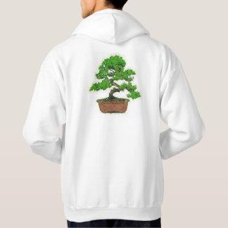Sudadera con capucha japonesa del árbol de los