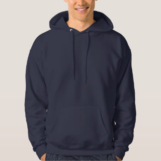 Sudadera con capucha oscura de Jumpstyle (azules