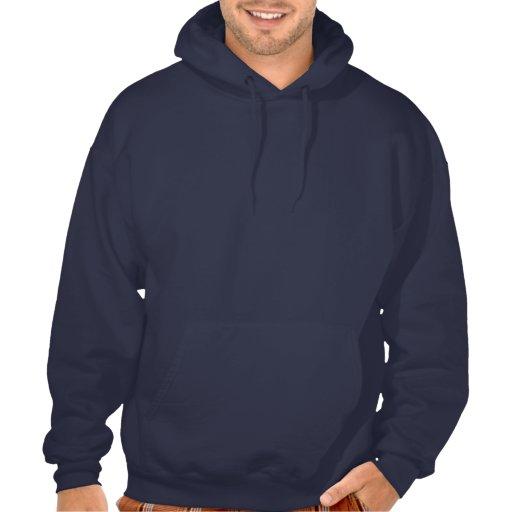 Sudadera con capucha oscura de Jumpstyle (azules m
