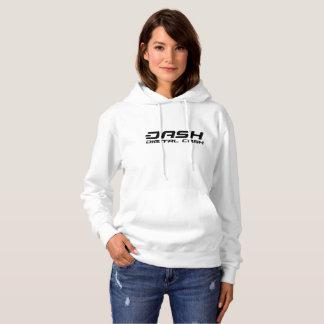 Sudadera con capucha para mujer de la camiseta de