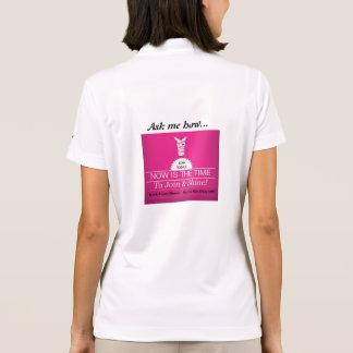 Sudadera con capucha rosada de la cebra