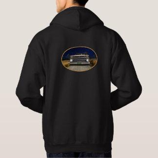Sudadera con capucha vieja de la camioneta pickup