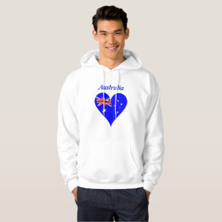 Sudadera Corazón australiano