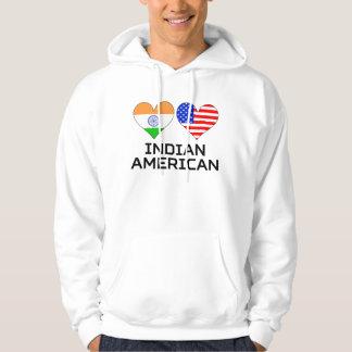 Sudadera Corazones americanos indios