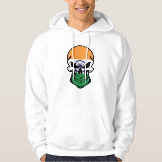 Sudadera Cráneo indio de la bandera