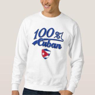 Sudadera Cubano del 100%